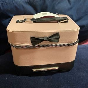 Betsey Johnson Train Case